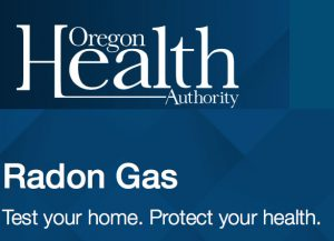 Oregon Health Authority Radon